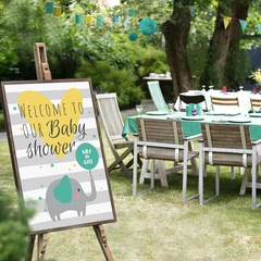 Welcome to Baby Shower board
