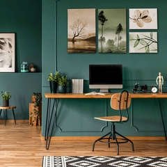 10 Contemporary Home Office Decor Tips You Need to Try Now!
