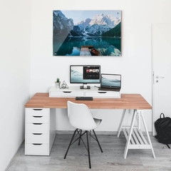 10 Home Office Wall Decor Ideas for a Creative Workspace
