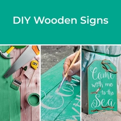 How to Make Wooden Signs: Refresh Your Interior for 2020