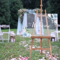 How to Make Your Own Wedding Signs: 4 Easy Techniques and 12 Cool Ideas