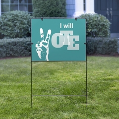 30 Persuasive Political Campaign Sign Ideas for Victory