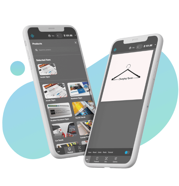 User-friendly mobile interface