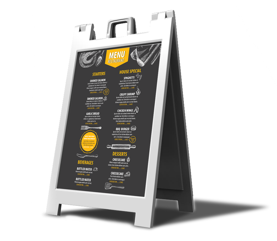 Benefits of sandwich boards