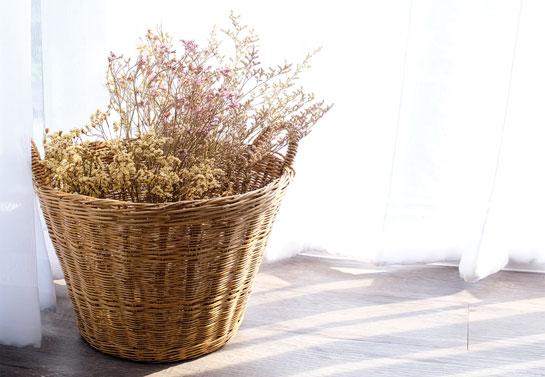 decorative basket for kitchen