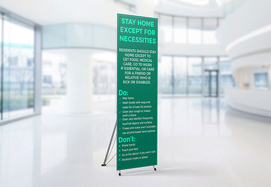 workplace safety tips banner