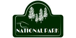 National park | Awesome logo template