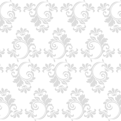Decorative pattern template