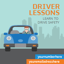 Learn how to drive car safely
