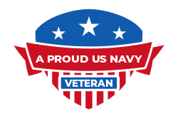 Custom template for Veterans Day signs