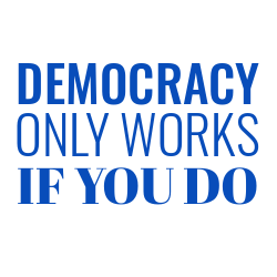 Template about democracy