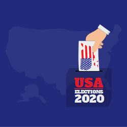 Elections USA: Make Choice and put it in the Box