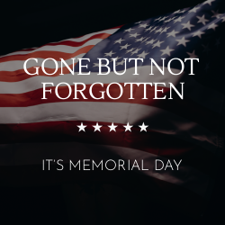 Celebrate Memorial Day with this customizable template