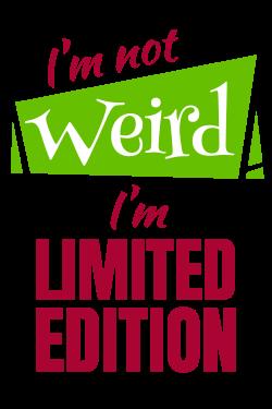 Template for all weirdos