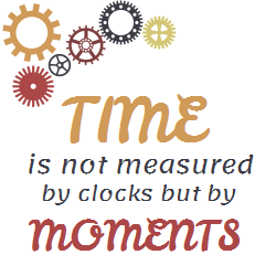 Wall Quotes | Motivation saying about Time