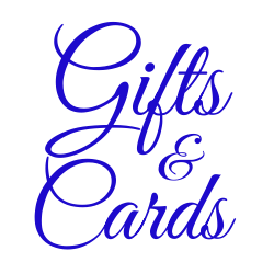 Wedding gifts & cards customizable template