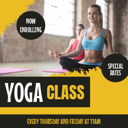 Join Yoga classes | Now Enrolling   Special rate