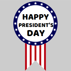 Happy Presidents Day | state Holiday Celebrations
