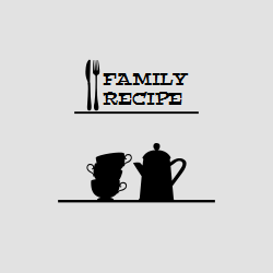 Family Recipe | Made with Love Template