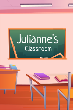 Classroom name signs template