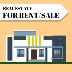 Real estate for rent | Sale house image bellow