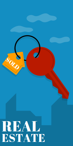 SOLD | Key Sold | Hand Passing a Key to Another